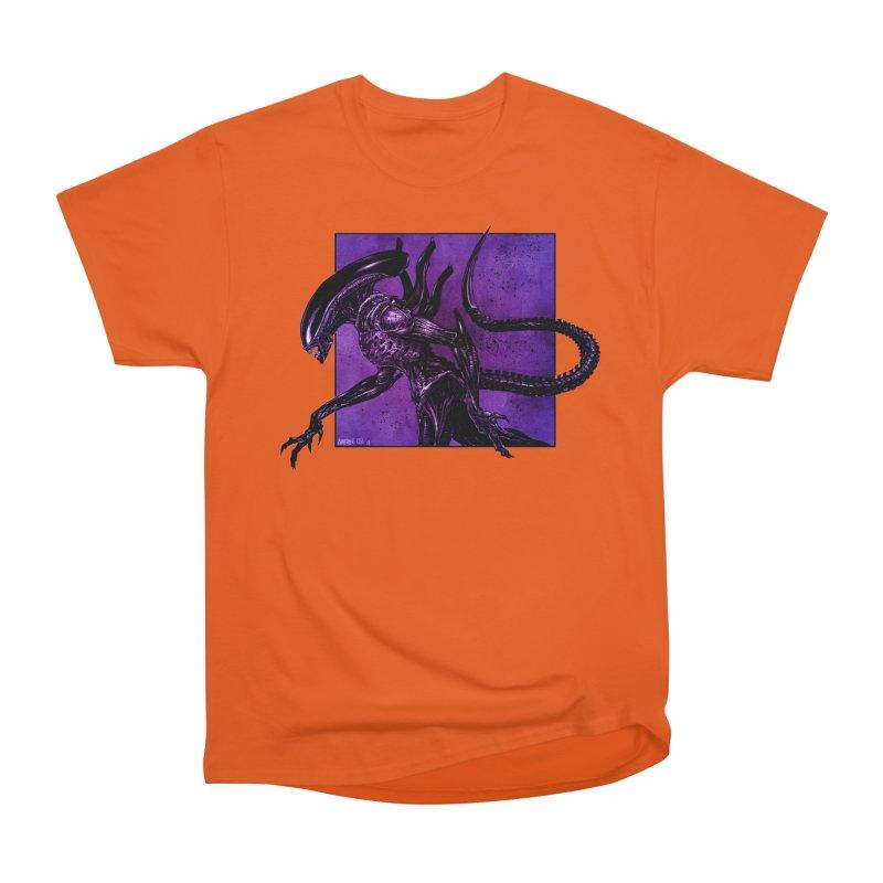 Xenomorph Men's T-Shirt by Ambrose H.H.'s Artist Shop