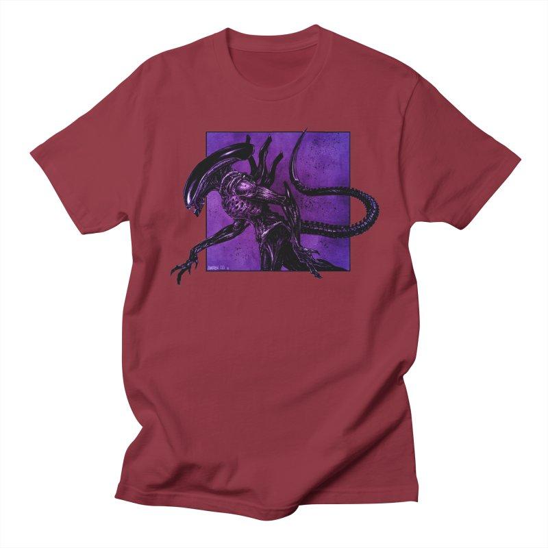 Xenomorph Women's Regular Unisex T-Shirt by Ambrose H.H.'s Artist Shop