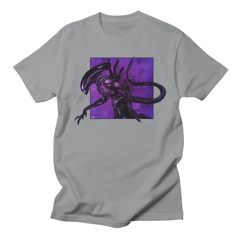 Xenomorph Men's Regular T-Shirt by Ambrose H.H.'s Artist Shop