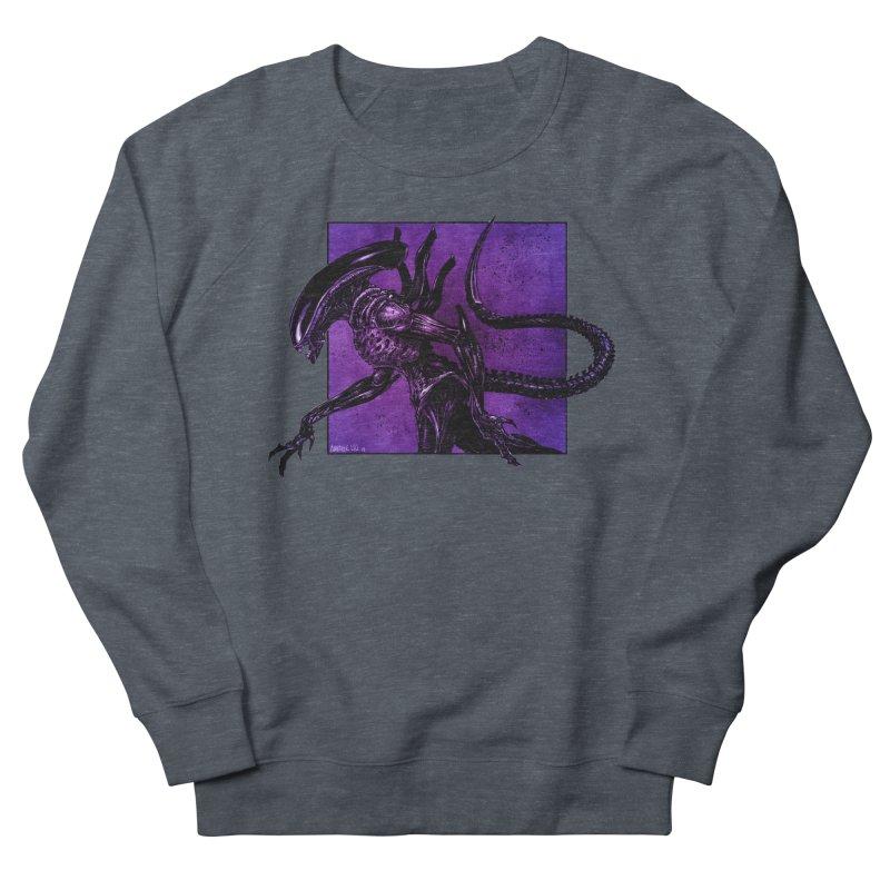 Xenomorph Men's Sweatshirt by Ambrose H.H.'s Artist Shop