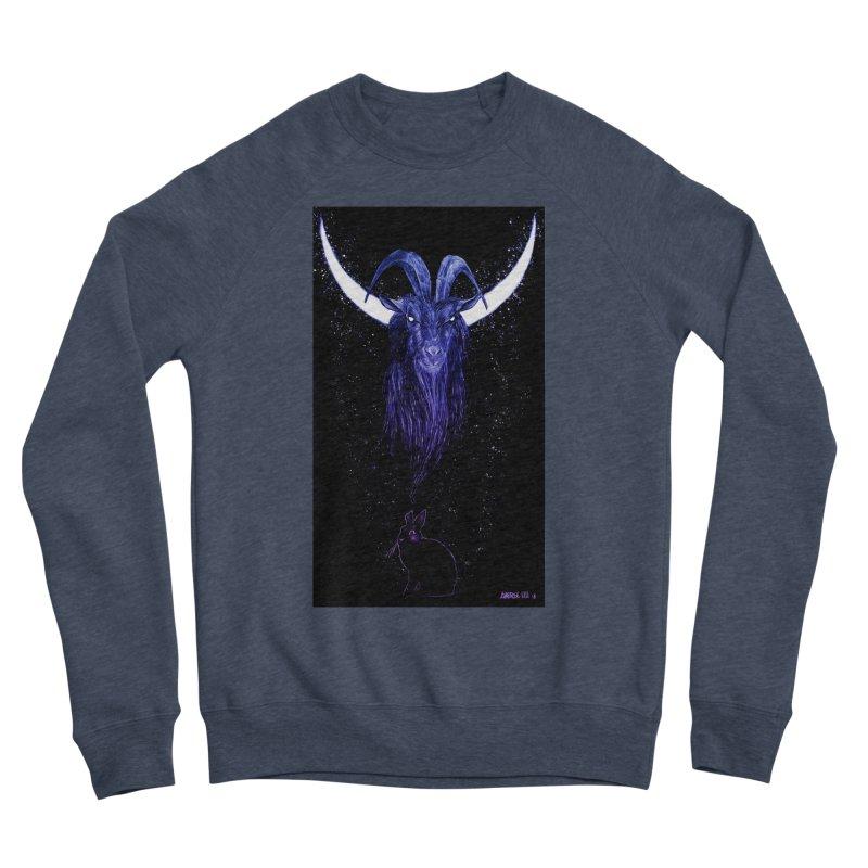 Black Phillip Men's Sweatshirt by Ambrose H.H.'s Artist Shop