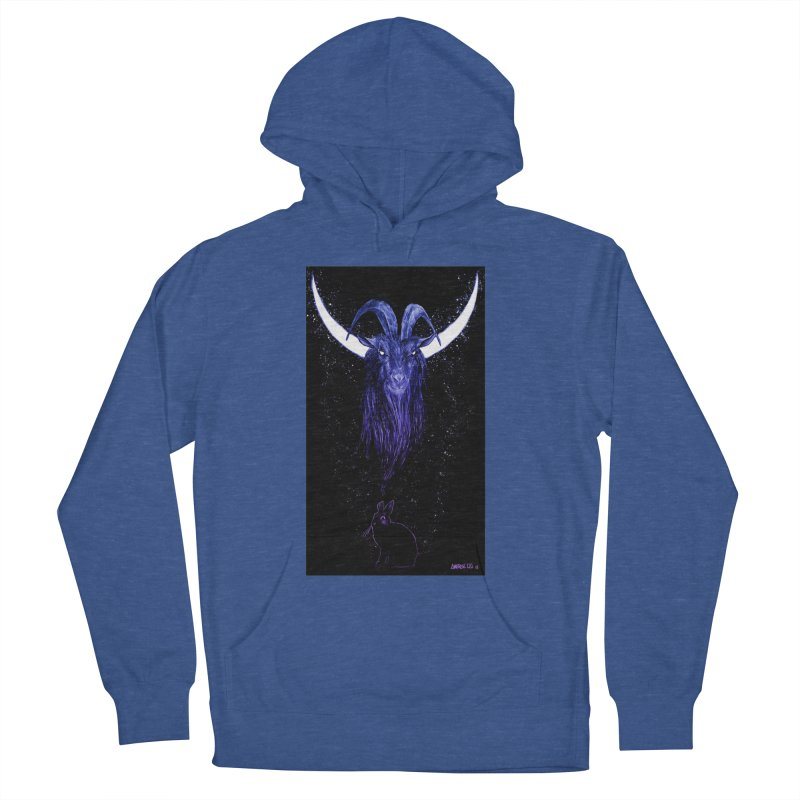 Black Phillip Men's Pullover Hoody by Ambrose H.H.'s Artist Shop