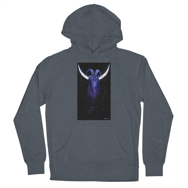 Black Phillip Women's Pullover Hoody by Ambrose H.H.'s Artist Shop