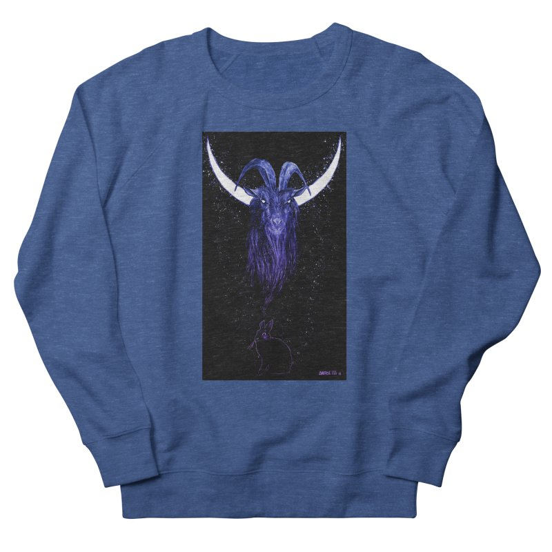Black Phillip Women's Sweatshirt by Ambrose H.H.'s Artist Shop