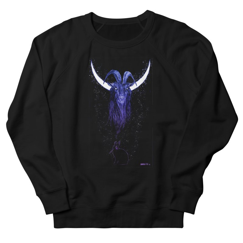 Black Phillip Women's Sweatshirt by Ambrose H.H.'s Artist Shop