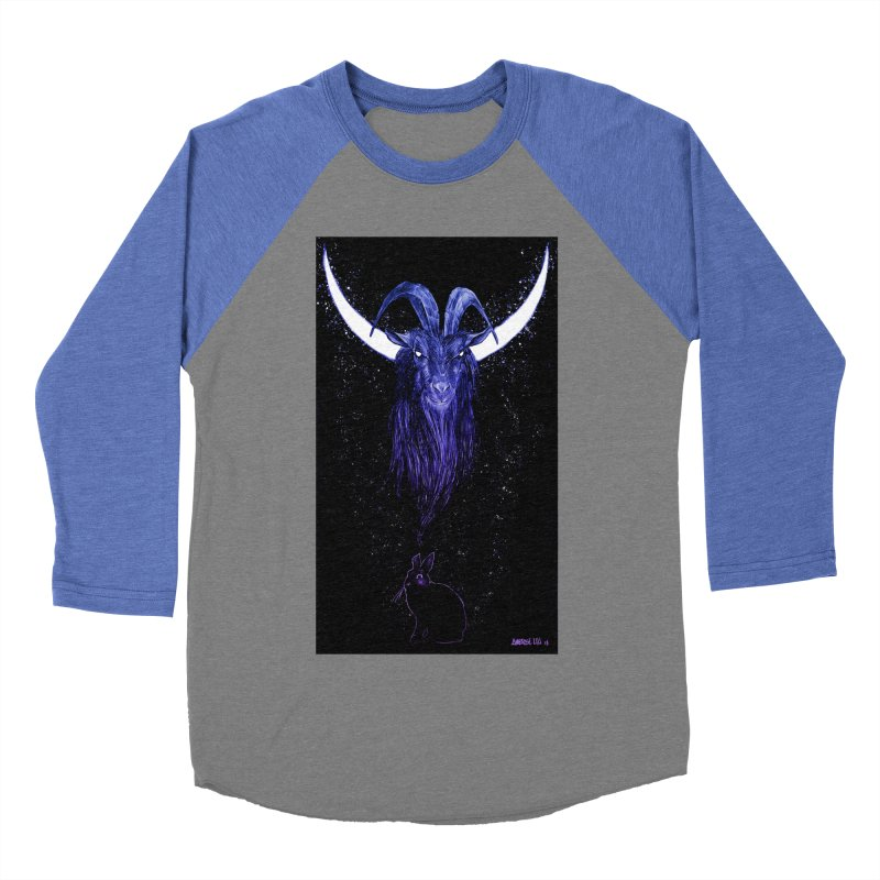 Black Phillip Women's Longsleeve T-Shirt by Ambrose H.H.'s Artist Shop