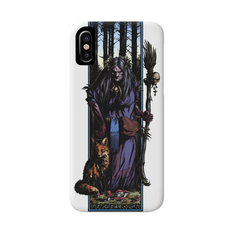 The Watcher Accessories Phone Case by Ambrose H.H.'s Artist Shop