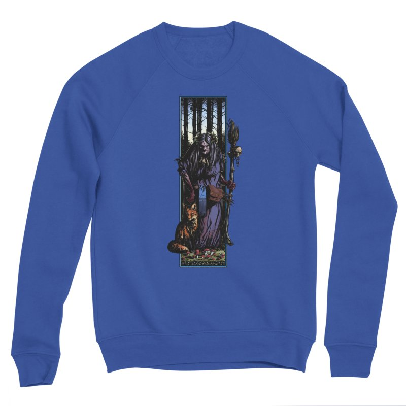 The Watcher Men's Sweatshirt by Ambrose H.H.'s Artist Shop