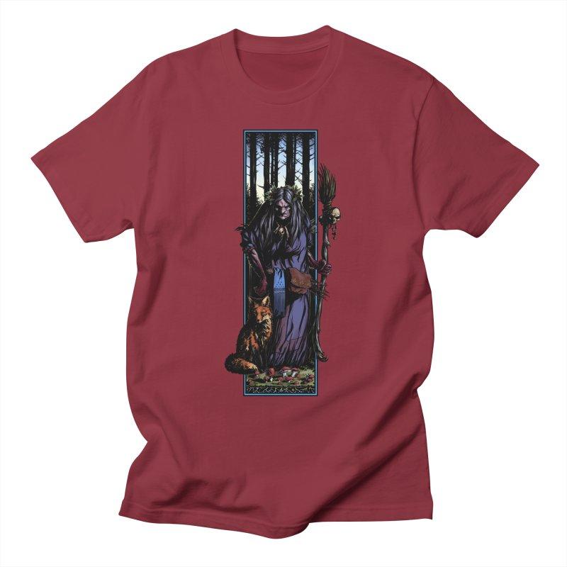 The Watcher Men's T-Shirt by Ambrose H.H.'s Artist Shop