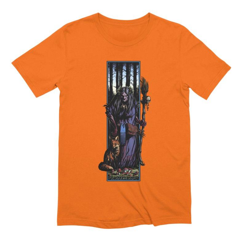 The Watcher Men's Extra Soft T-Shirt by Ambrose H.H.'s Artist Shop