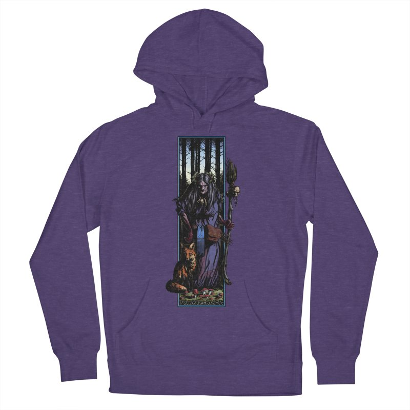The Watcher Women's Pullover Hoody by Ambrose H.H.'s Artist Shop