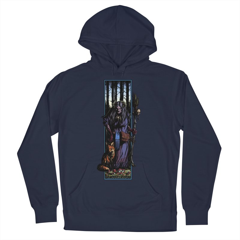 The Watcher Men's Pullover Hoody by Ambrose H.H.'s Artist Shop