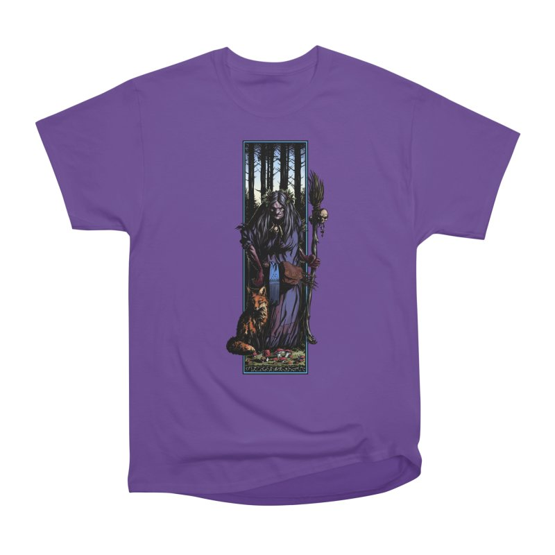 The Watcher Women's Heavyweight Unisex T-Shirt by Ambrose H.H.'s Artist Shop