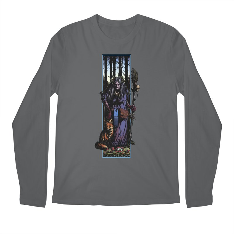 The Watcher Men's Longsleeve T-Shirt by Ambrose H.H.'s Artist Shop