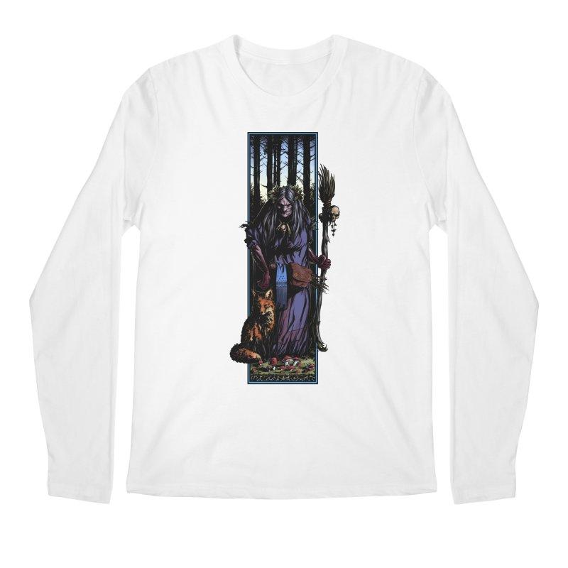 The Watcher Men's Longsleeve T-Shirt by Ambrose H.H.'s Artist Shop