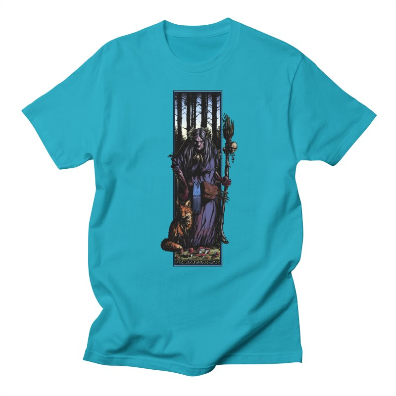 The Watcher Men's T-Shirt by Ambrose H.H.'s Artist Shop