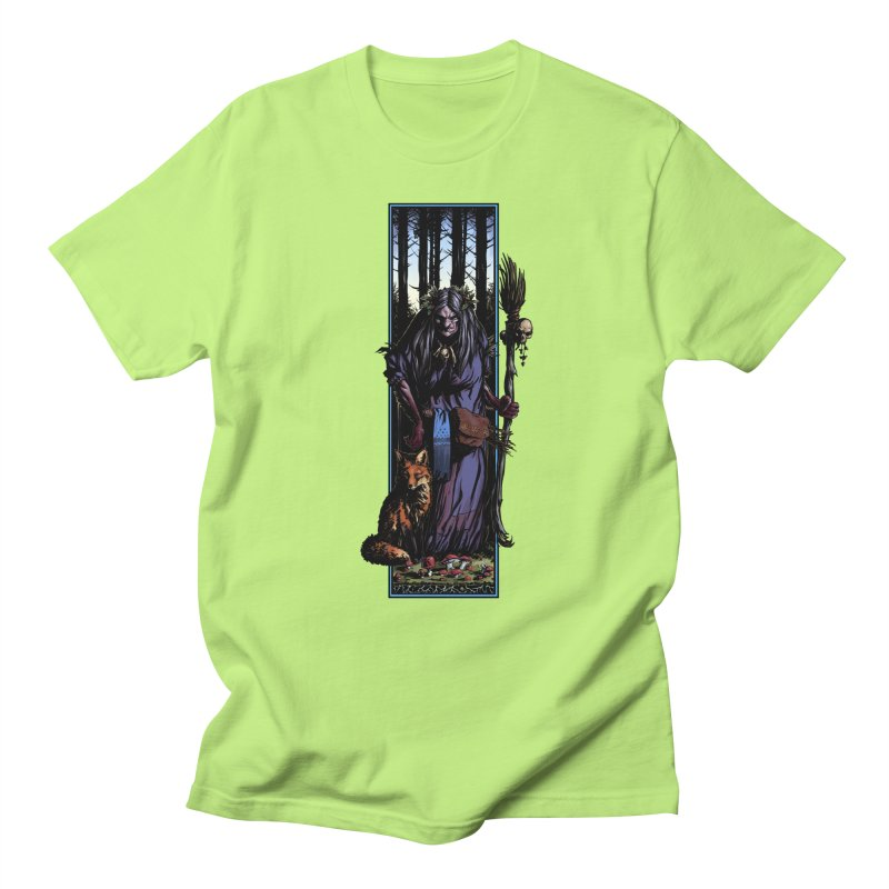 The Watcher Women's Regular Unisex T-Shirt by Ambrose H.H.'s Artist Shop