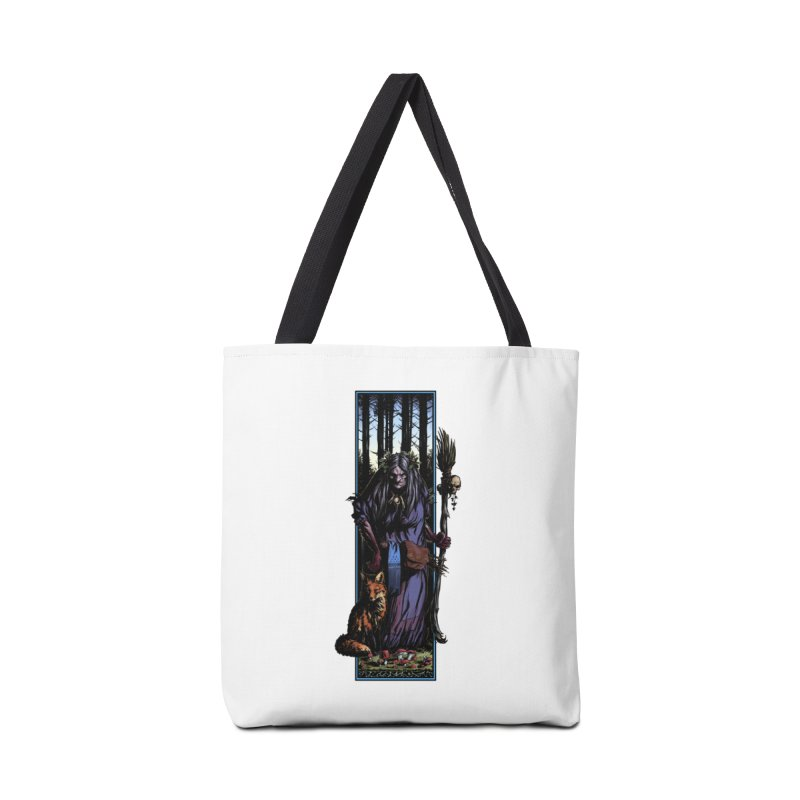 The Watcher Accessories Bag by Ambrose H.H.'s Artist Shop