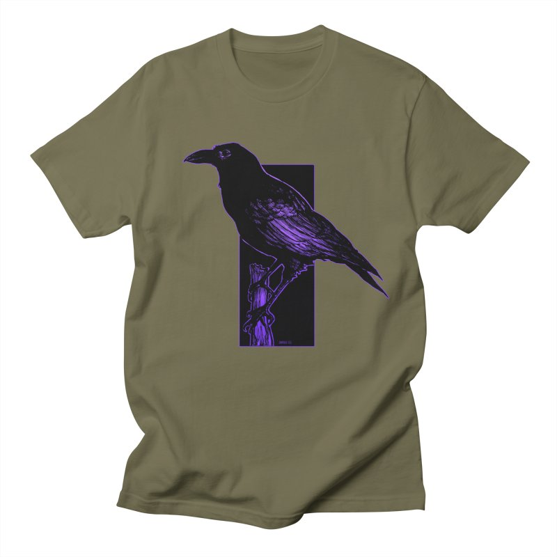 Crow Women's T-Shirt by Ambrose H.H.'s Artist Shop