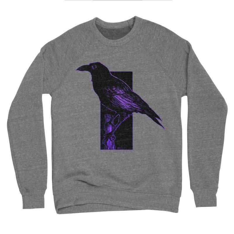 Crow Women's Sponge Fleece Sweatshirt by Ambrose H.H.'s Artist Shop