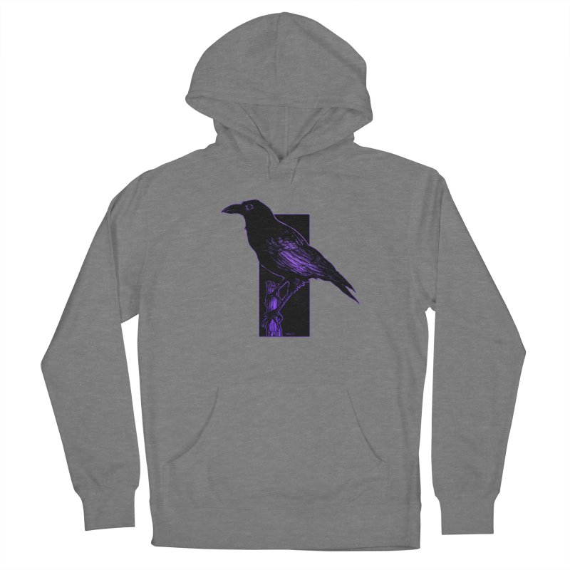 Crow Women's Pullover Hoody by Ambrose H.H.'s Artist Shop