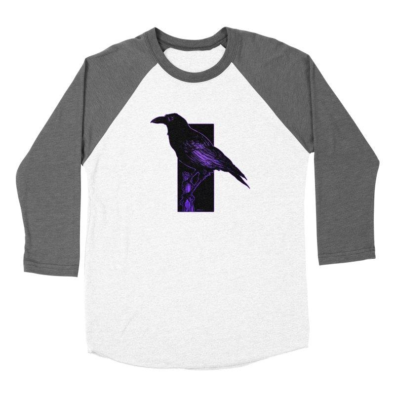 Crow Women's Longsleeve T-Shirt by Ambrose H.H.'s Artist Shop