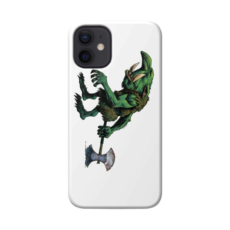 Goblin Accessories Phone Case by Ambrose H.H.'s Artist Shop