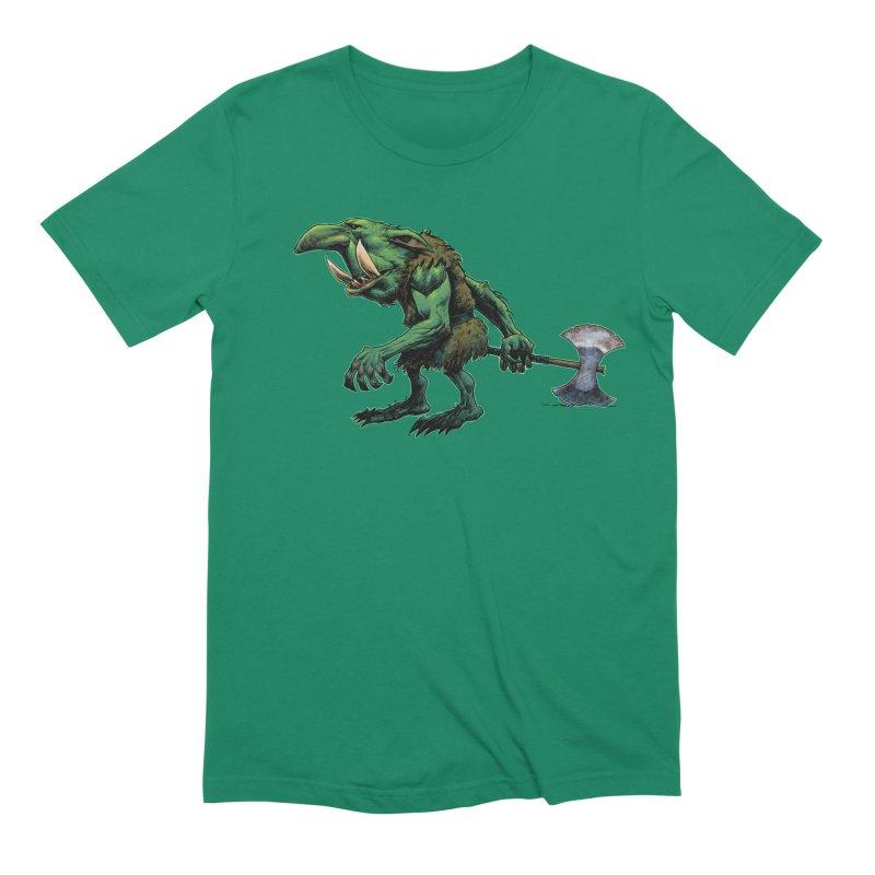 Goblin Men's T-Shirt by Ambrose H.H.'s Artist Shop
