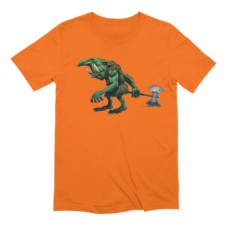 Goblin Men's Extra Soft T-Shirt by Ambrose H.H.'s Artist Shop