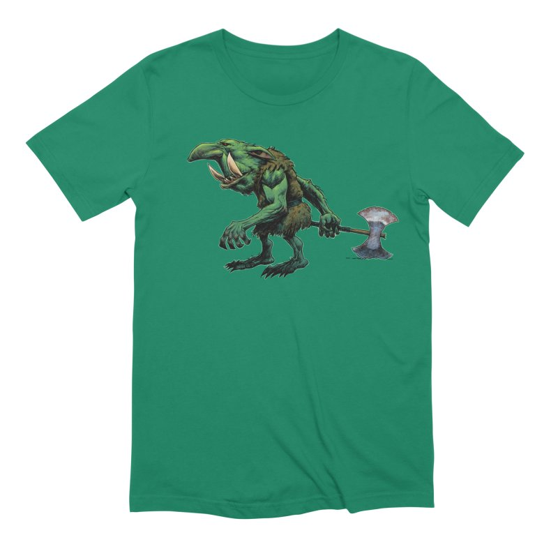 Goblin Men's Extra Soft T-Shirt by Ambrose H.H.'s Artist Shop