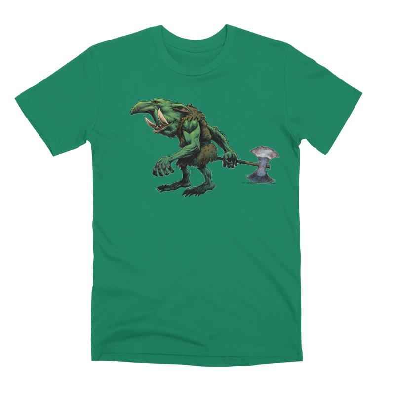 Goblin Men's Premium T-Shirt by Ambrose H.H.'s Artist Shop