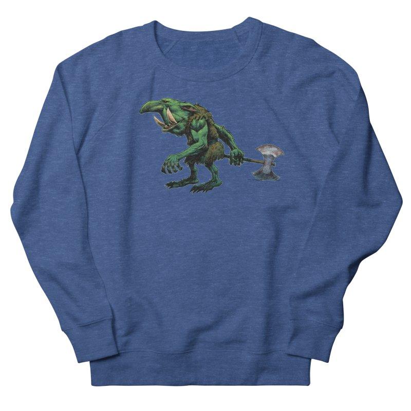 Goblin Men's Sweatshirt by Ambrose H.H.'s Artist Shop