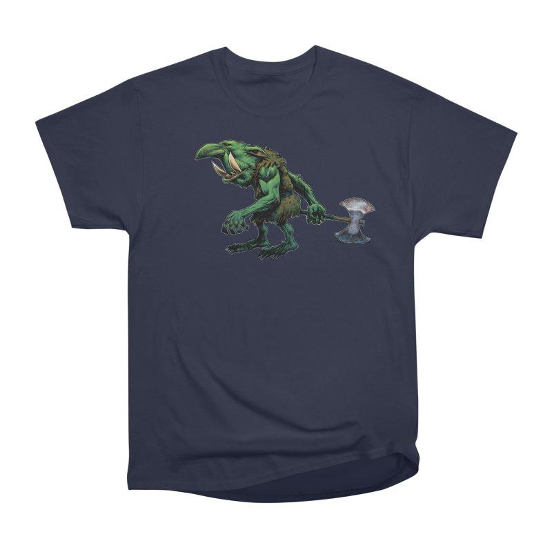 Goblin Women's Heavyweight Unisex T-Shirt by Ambrose H.H.'s Artist Shop
