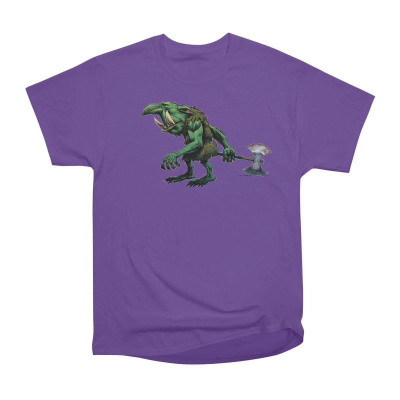 Goblin Men's Heavyweight T-Shirt by Ambrose H.H.'s Artist Shop
