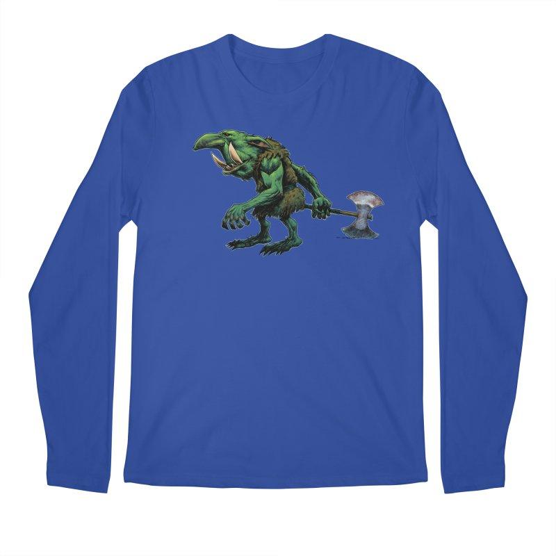 Goblin Men's Regular Longsleeve T-Shirt by Ambrose H.H.'s Artist Shop