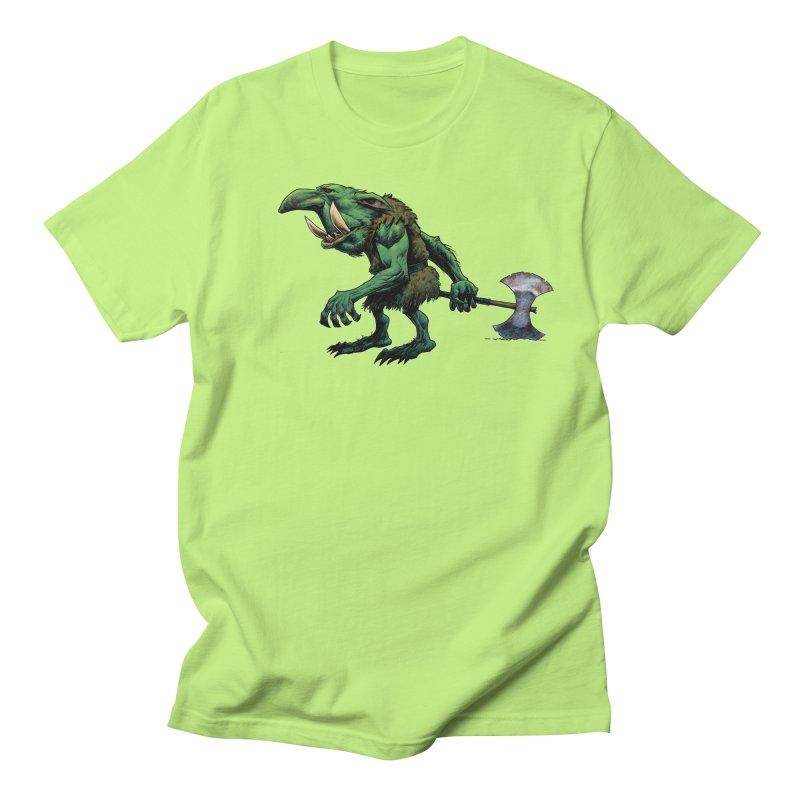 Goblin Men's Regular T-Shirt by Ambrose H.H.'s Artist Shop