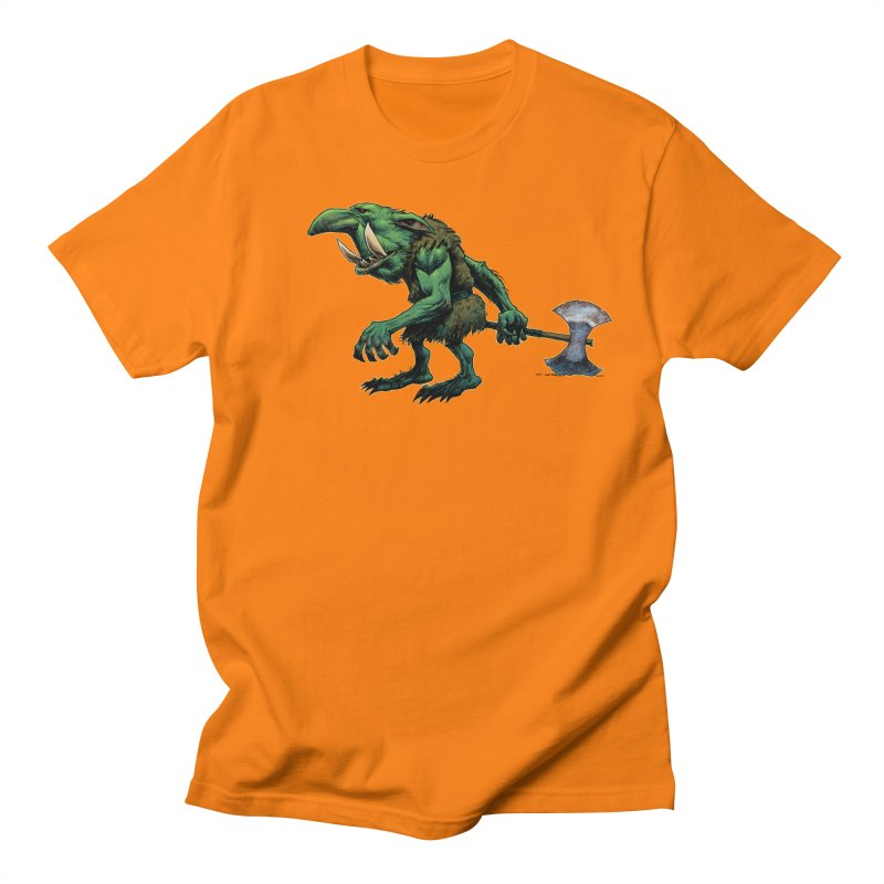 Goblin Men's T-Shirt by Ambrose H.H.'s Artist Shop