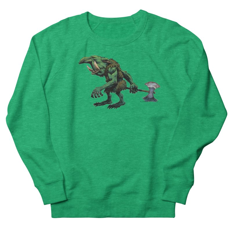 Goblin Women's Sweatshirt by Ambrose H.H.'s Artist Shop