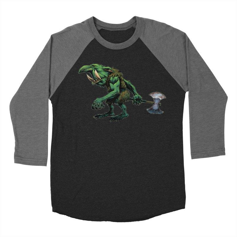 Goblin Women's Longsleeve T-Shirt by Ambrose H.H.'s Artist Shop