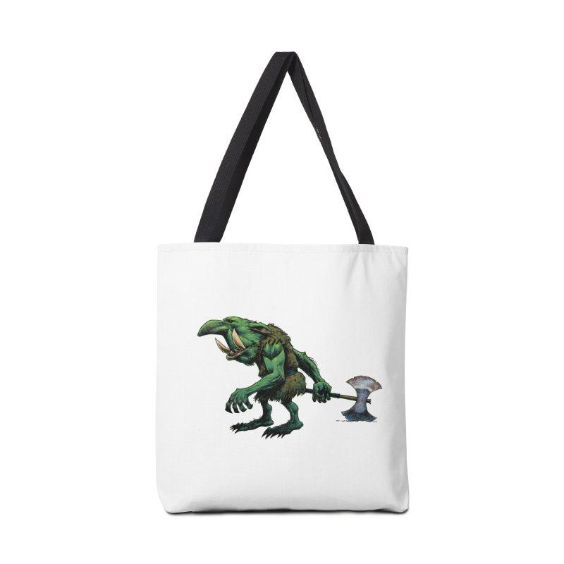 Goblin Accessories Bag by Ambrose H.H.'s Artist Shop