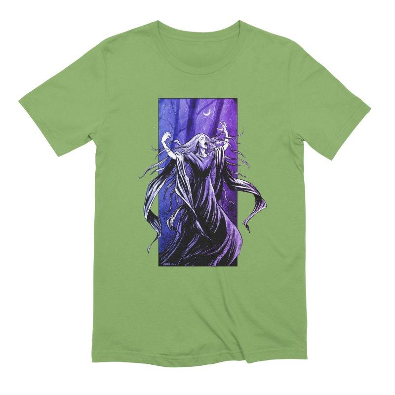 Banshee Men's T-Shirt by Ambrose H.H.'s Artist Shop