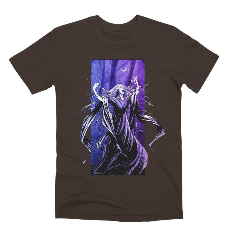 Banshee Men's Premium T-Shirt by Ambrose H.H.'s Artist Shop