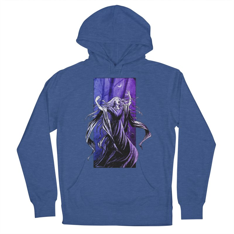 Banshee Men's Pullover Hoody by Ambrose H.H.'s Artist Shop