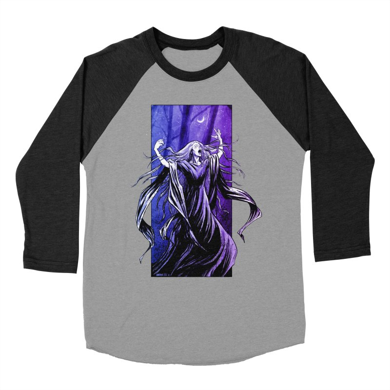 Banshee Women's Longsleeve T-Shirt by Ambrose H.H.'s Artist Shop