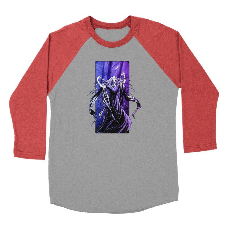 Banshee Men's Baseball Triblend Longsleeve T-Shirt by Ambrose H.H.'s Artist Shop