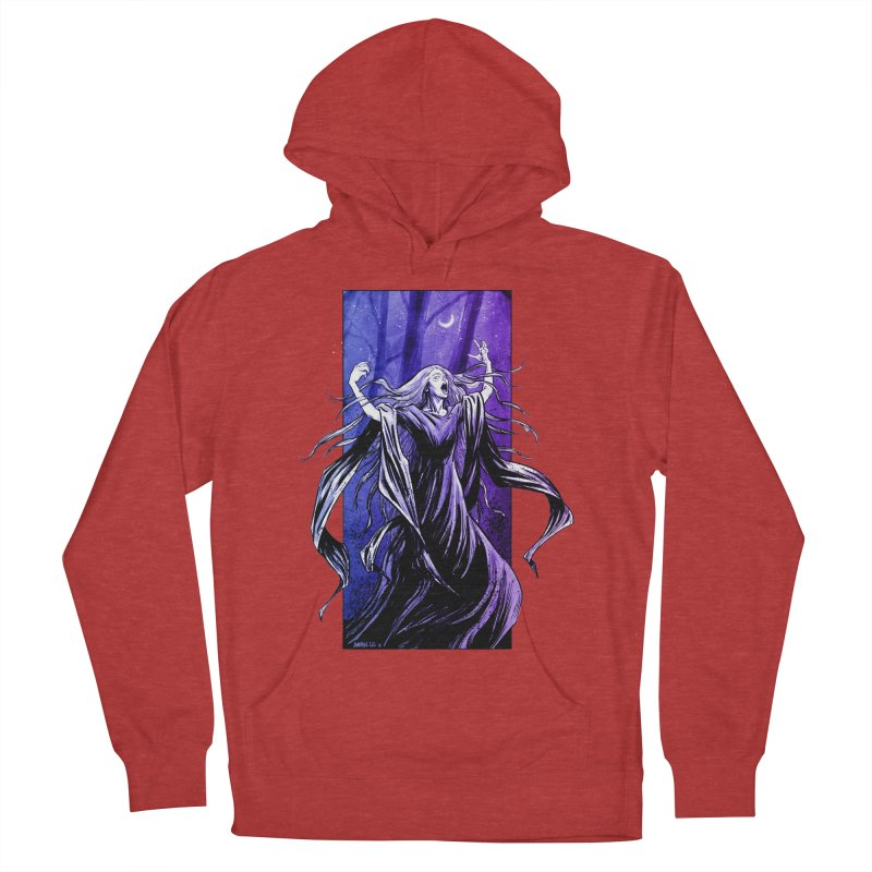 Banshee Women's Pullover Hoody by Ambrose H.H.'s Artist Shop