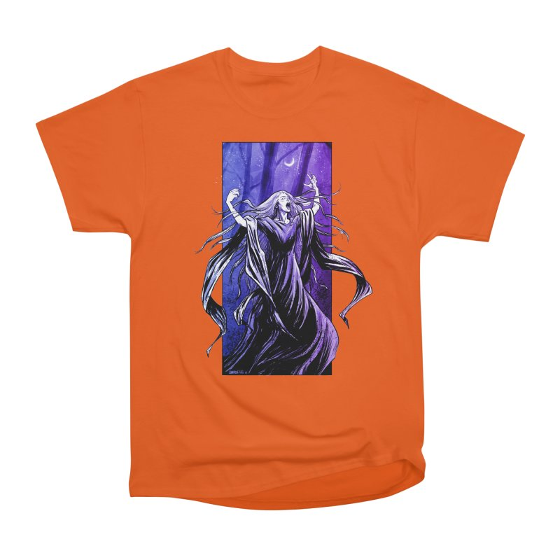 Banshee Men's T-Shirt by Ambrose H.H.'s Artist Shop