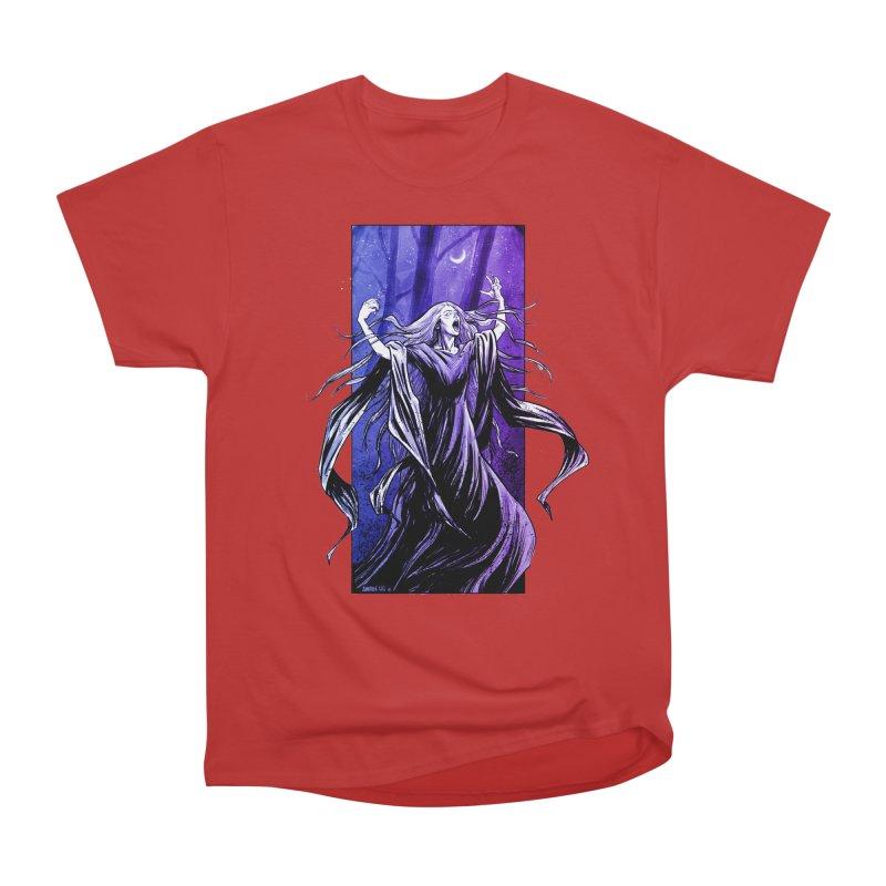 Banshee Men's Heavyweight T-Shirt by Ambrose H.H.'s Artist Shop
