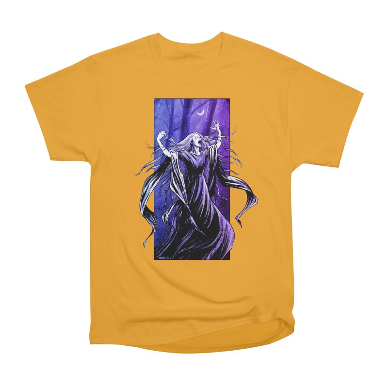 Banshee Women's Heavyweight Unisex T-Shirt by Ambrose H.H.'s Artist Shop