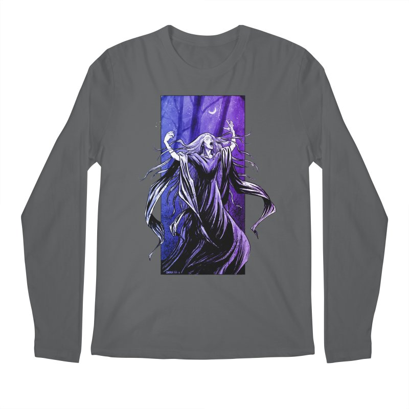 Banshee Men's Longsleeve T-Shirt by Ambrose H.H.'s Artist Shop